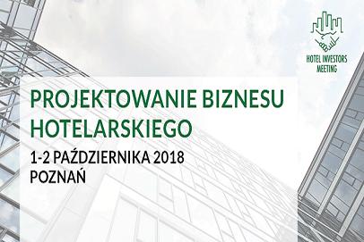 Hotel Investors Meeting Poznań odbędzie się po raz czwarty