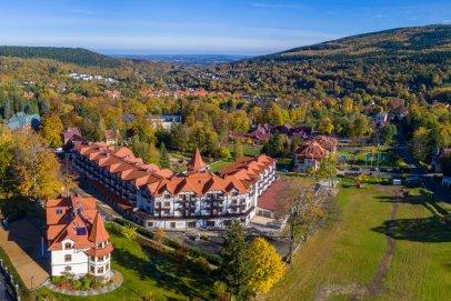 Jesienny wypoczynek w Hotelu Buczyński!