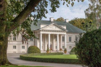 Stowarzyszenie Branży Eventowej zdobyło nowego członka- Pałac Mała Wieś pod Warszawą