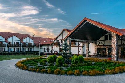 Podróż biznesowa pełna relaksu- Hotel Mikołajki Resort & SPA***