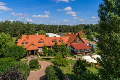 Hotel Nosselia odpowiedni zarówno na wypoczynek, jak i organizację konferencji pod Warszawą