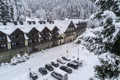 ***Hotel Wierchomla Ski & Spa Resort – hotel w środku lasu, hotel na końcu świata