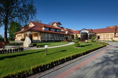 Weekendowy relaks i biznesowe spotkanie w  Evita Hotel & Spa