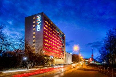 Sala konferencyjna na 400 osób w Park Inn by Radisson w Katowicach