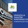 Nowe pakiety konferencyjne w Centrum Sportu i Rekreacji Olender!