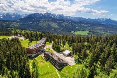 Podróż ku niebu- czyli konferencja w Hotelu Tatry!