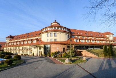 Sale konferencyjne dla 1600 osób w Hotel Ossa Congress & Spa
