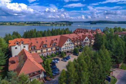 Konferencja na Mazurach w Hotel Robert's Port Lake Resort & SPA
