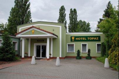 Hotel Topaz w samym sercu Poznania