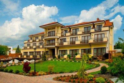 3-gwiazdkowy Hotel Rigga nad morzem