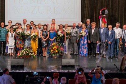 40. edycja projektu prokulturalnego Forum Humanum Mazurkas