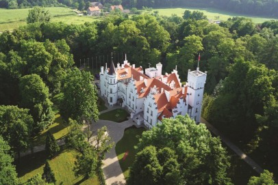 Pałac Sulisław w zaciszu Opolszczyzny!