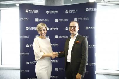 Umowa między Radisson Hotel Group i Zdrojowa Invest & Hotels na hotele w Kołobrzegu i Szklarskiej Porębie