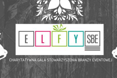 Akcja charytatywna polskiej branży eventowej ELFY!