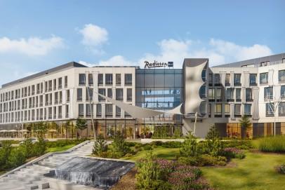 Nowoczesny Radisson Blu Hotel, Sopot z wyjątkowym zapleczem eventowym – otwarcie już w czerwcu tego roku