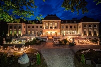 Event firmowy z królewską oprawą - Pałac Alexandrinum