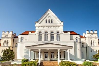 Tam, gdzie na króluje zdrowie, profesjonalizm i dobra zabawa – Pałac Łazienki II w Ciechocinku