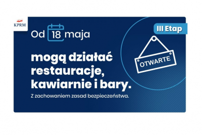 Nowe wytyczne dla gastronomii
