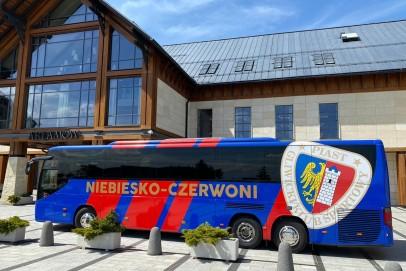 Piast Gliwice wznawia przygotowania do rozgrywek. Jego bazą został ponownie Hotel Arłamów
