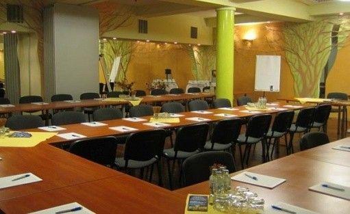 zdjęcie sali konferencyjnej, HOTEL ARA, Jastrzębia Góra