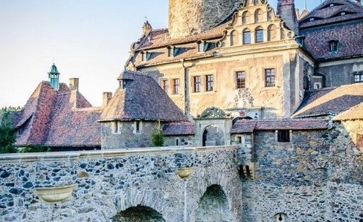Pałace, dworki, zamki Zamek Czocha / 6