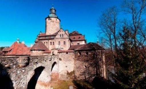 zdjęcie obiektu, Zamek Czocha, Leśna