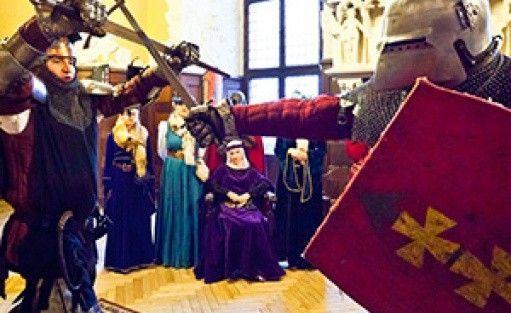 Pałace, dworki, zamki Zamek Czocha / 15