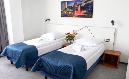 Hotel *** Hotel Katowice*** Hotel Katowice Economy** / 2