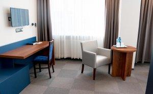 Hotel Katowice*** Hotel Katowice Economy** Hotel *** / 4