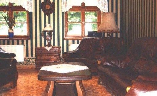 zdjęcie pokoju, Dwór Komorowo, Komorowo