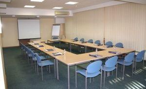 zdjęcie sali konferencyjnej, Hotel Kongresowy ***Centrum Biznesu, Kielce