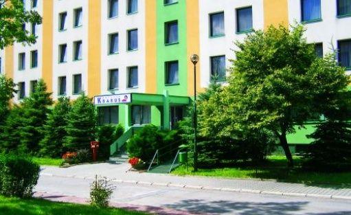 zdjęcie obiektu, Hotel KRAKUS**, Kraków
