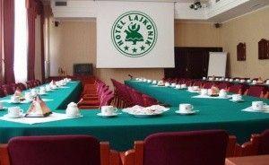 zdjęcie sali konferencyjnej, Lajkonik ***, Zawoja