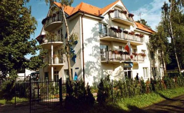 zdjęcie obiektu, Pensjonat Lazur, Mielno