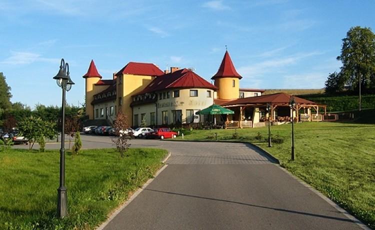 zdjęcie obiektu, Hotel Lech, Łapczyca