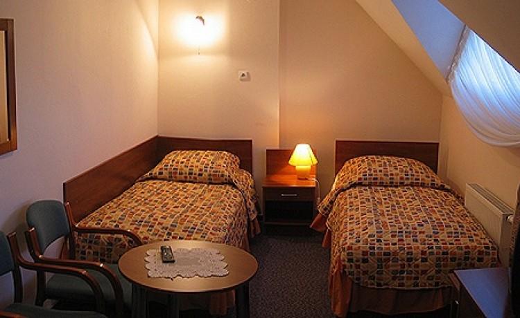 zdjęcie pokoju, Hotel Lech, Łapczyca