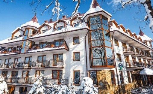 zdjęcie obiektu, Hotel Litwor*****, Zakopane