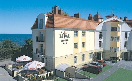 Hotel Lival Waldemar Tkacz