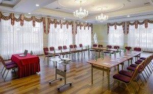 Hotel Lord - Sala konferencyjna Kolumnowa