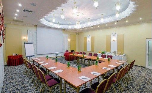 Hotel Lord - Sala konferencyjna Owalna