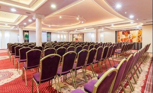 Hotel Lord - Sala konferencyjna Witrażowa