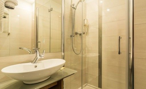 Hotel Lord - łazienki