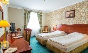 Hotel Lord - wystrój pokoji