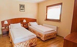 pokój hotelowy, maltańskie Centrum Szkoleniowo Konferencyjne