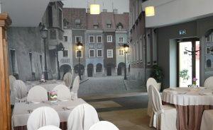 Restauracja Rycerska w hotelu, Maltańskie Centrum Szkoleniowo Konferencyjne
