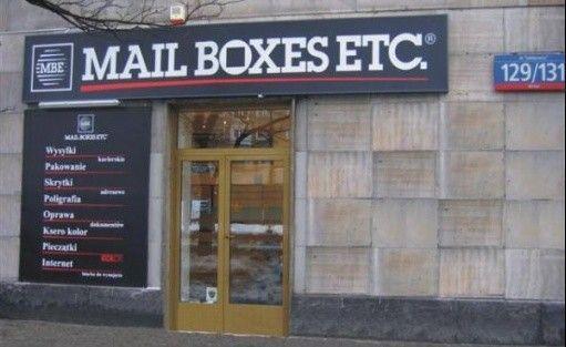 zdjęcie obiektu, Mail Boxes ETC.004, Warszawa