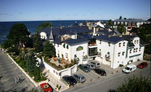 zdjęcie obiektu, Hotel - Restauracja Meduza***, Mielno