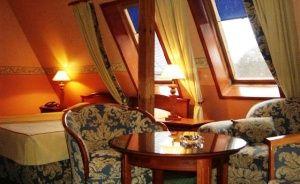 zdjęcie pokoju, Hotel - Restauracja Meduza***, Mielno
