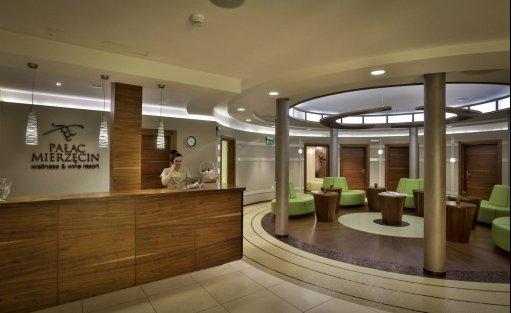 Obiekt szkoleniowo-wypoczynkowy Pałac Mierzęcin Wellness & Wine Resort / 33