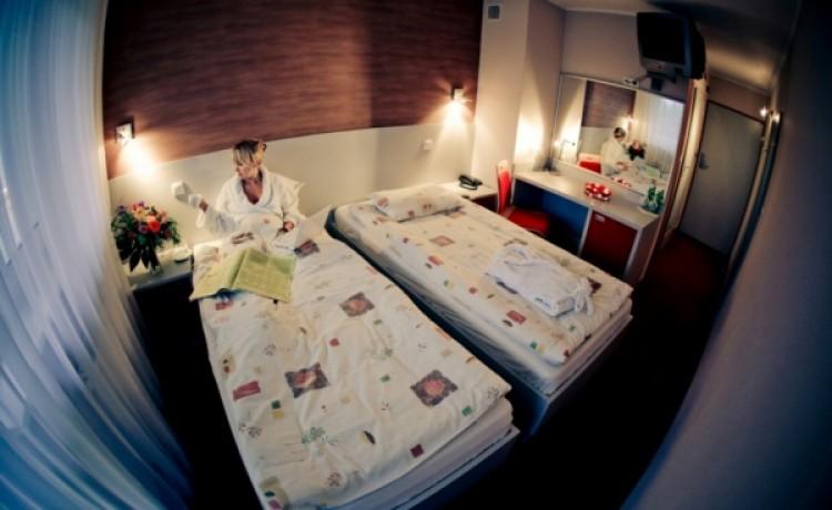 zdjęcie pokoju, Centrum Konferencyjno Rekreacyjne MOLO, Smardzewice